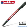 Edding 143 маркер для пленок и гладких поверхностей